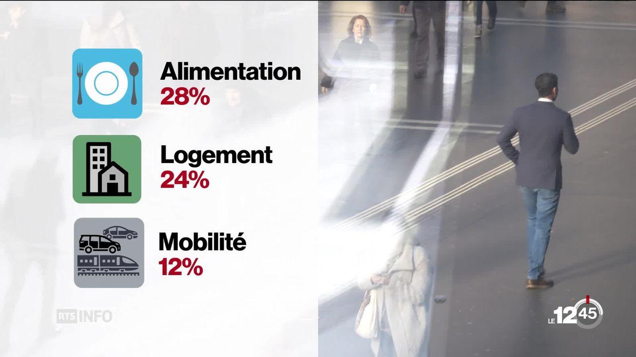 L'impact environnemental de la Suisse reste trop lourd. [RTS]