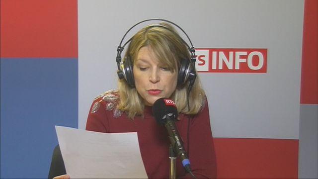 Course au Conseil fédéral: Heidi Z'graggen pourrait voler la politesse à Viola Amherd (vidéo) [RTS]