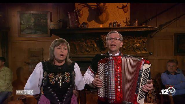 La Haute école de musique de Lucerne propose un master en yodel. Mais certains ne sont pas convaincus de l'utilité de ce diplôme [RTS]
