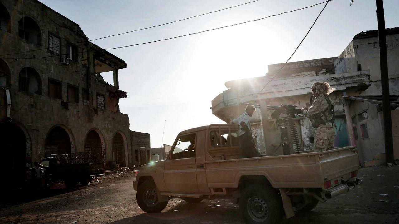 Des pourparlers de paix pourraient avoir lieu jeudi au Yémen [Nariman El-Mofty - AP/Keystone]