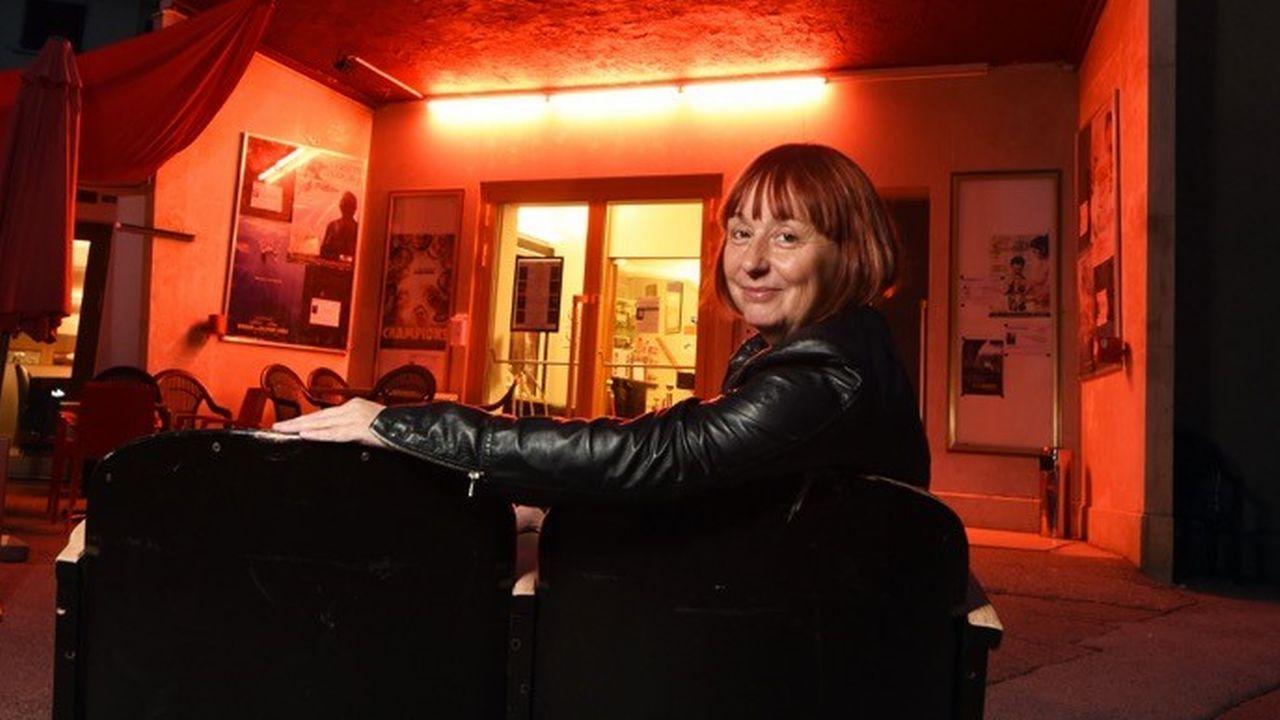 Adeline Stern, programmatrice à la lanterne magique. [Christophe Carisey  - Christophe Carisey ]