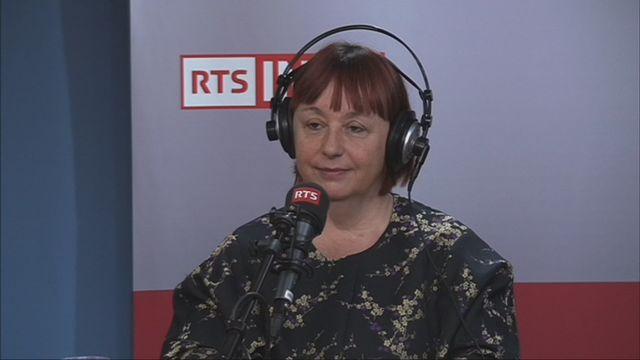 L'invitée du 5h-6h30 (vidéo) - Adeline Stern, programmatrice à la Lanterne magique [RTS]