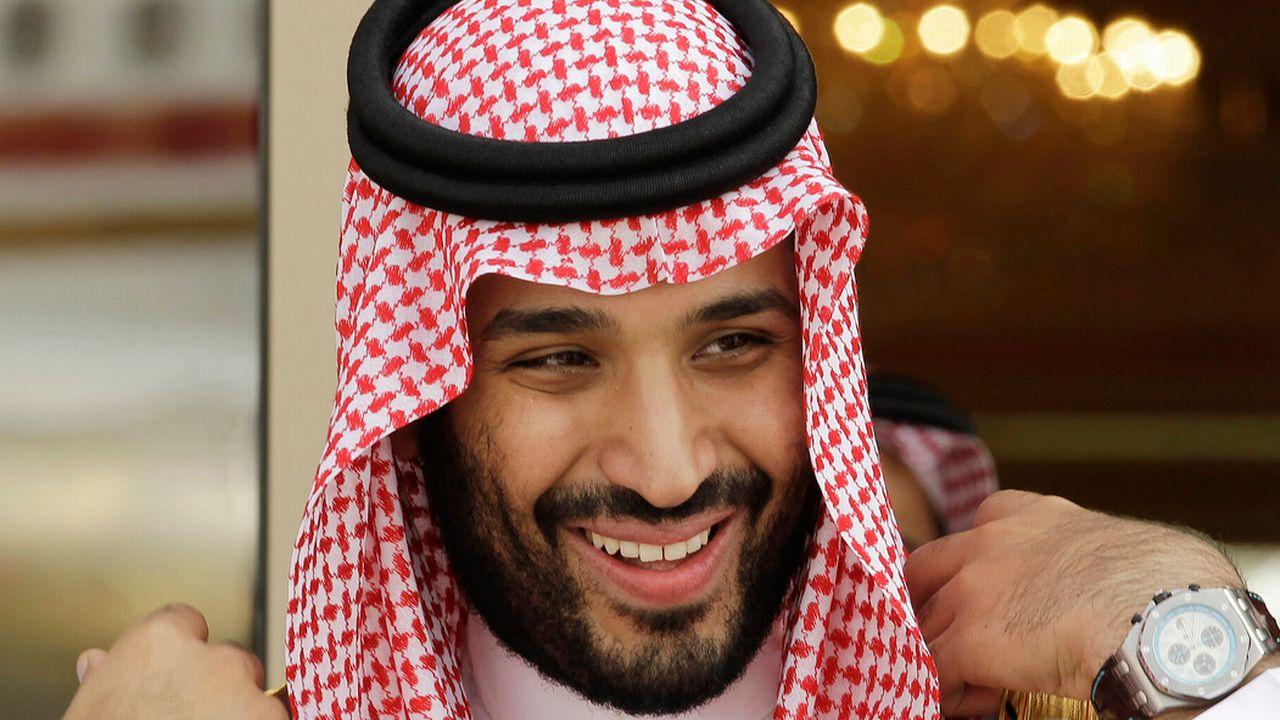 Le prince saoudien Mohammed ben Salman. [Hassan Ammar - AP Photo/Keystone]