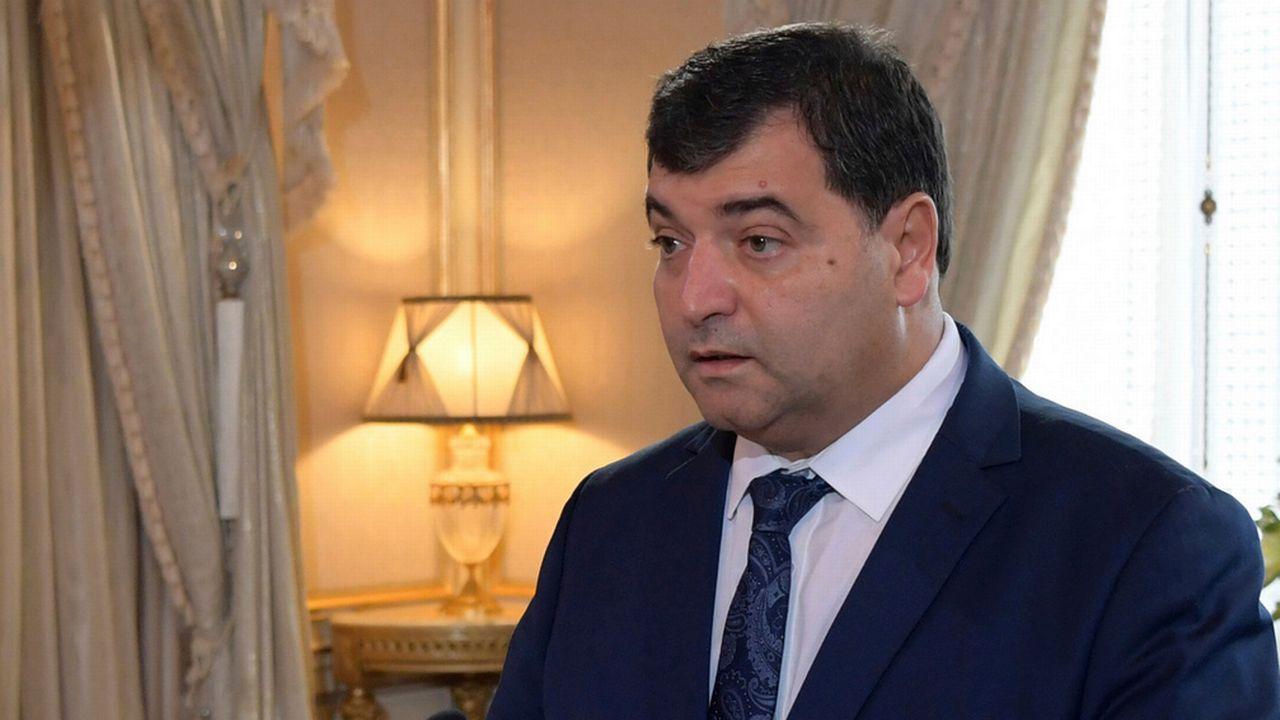 Le nouveau ministre du tourisme tunisien René Trabelsi. [Hassene Dridi - Reuters]