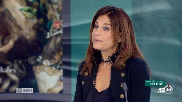 """Carole alkabes immortalise le """"monde des morts"""". [RTS]"""