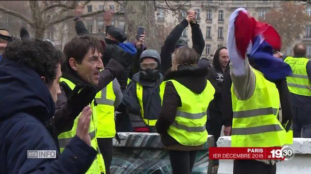 Nouvelle manifestation prévue samedi à Paris des Gilets jaunes. Portraits. [RTS]