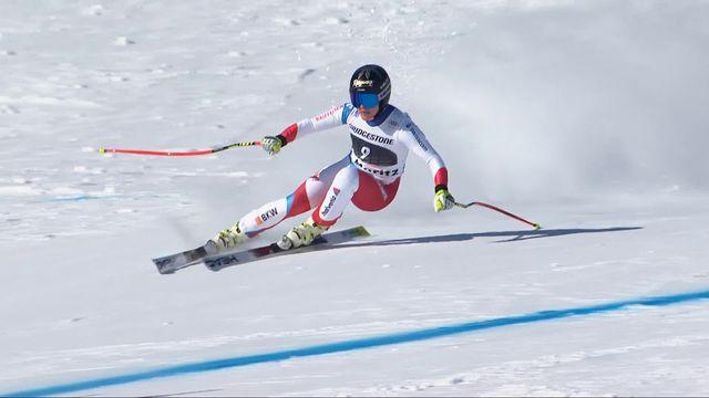 St-Moritz (SUI), Super G dames: Lara Gut-Behrami (SUI) [RTS]