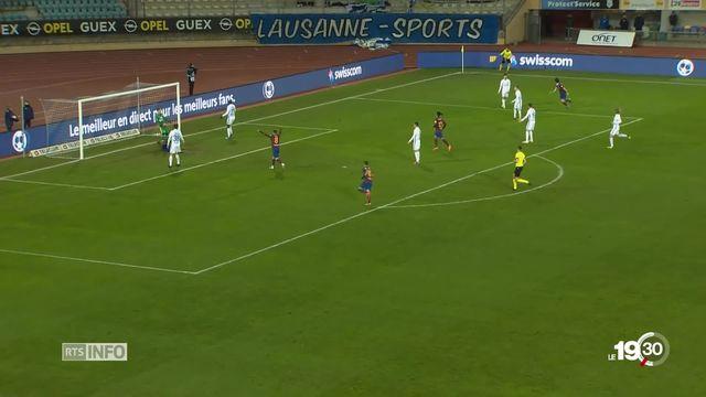 Lausanne – Servette FC : le retour des derby sportifs en Suisse romande [RTS]