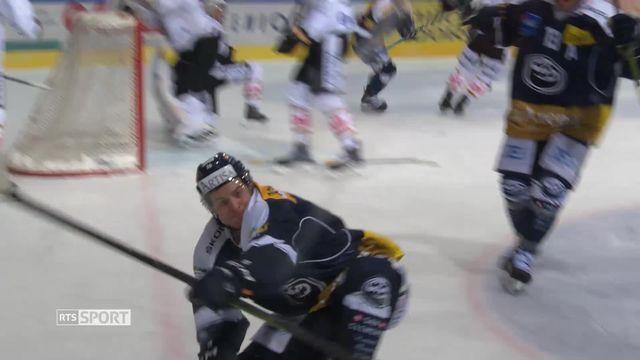 National League, 26e journée: Ambri-Piotta - Lugano (3-1) [RTS]