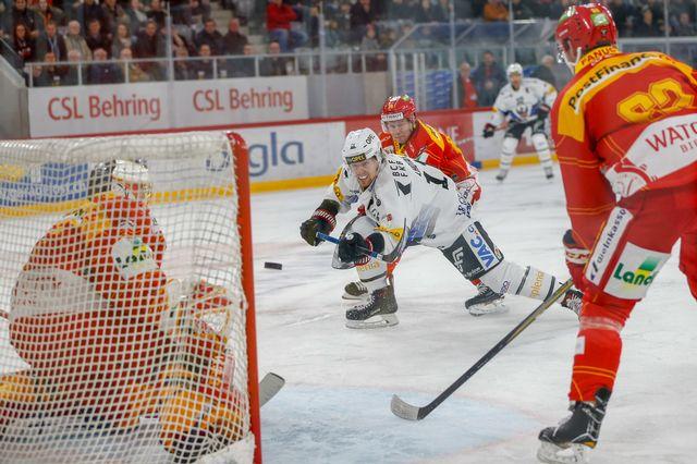 Lothak a inscrit 2 buts à Bienne. [Estelle Vagne - Freshfocus]