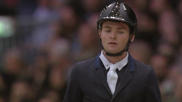 CSI de Genève, Grand Prix Rolex: Bryan Balsiger (SUI) [RTS]