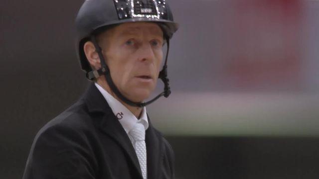 CHI de Genève, les barrages du Grand Prix Rolex: victoire de Marcus Ehning (GER) juste devant le Suisse [RTS]