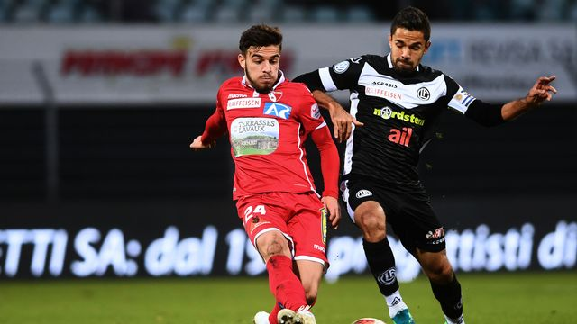 Super League: Sion accroché à Lugano - rts.ch - Football