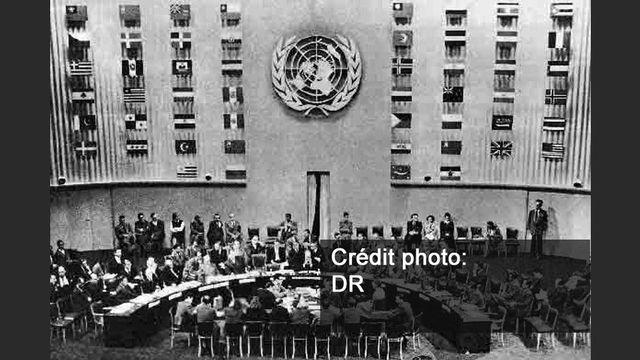 Il y a 70 ans, la Déclaration universelle des droits de l'homme était adoptée. [DR]