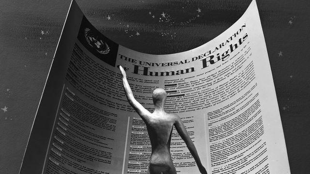 La Déclaration universelle des droits de l'homme fête ses 70 ans. [Nations Unies]