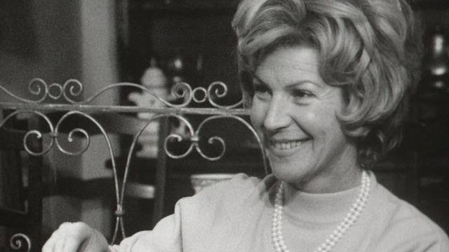 Portrait d'une comédienne : Irène Vidy [RTS]