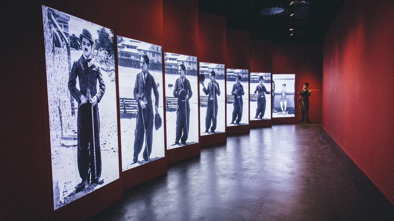 Chaplin's World, le musée dédié à Charlot. Chaplin's World Bubbles Incorporated [Chaplin's World - Bubbles Incorporated]