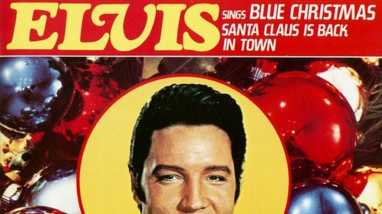 "Elvis - ""Santa Claus is back in town"". [RTS]"