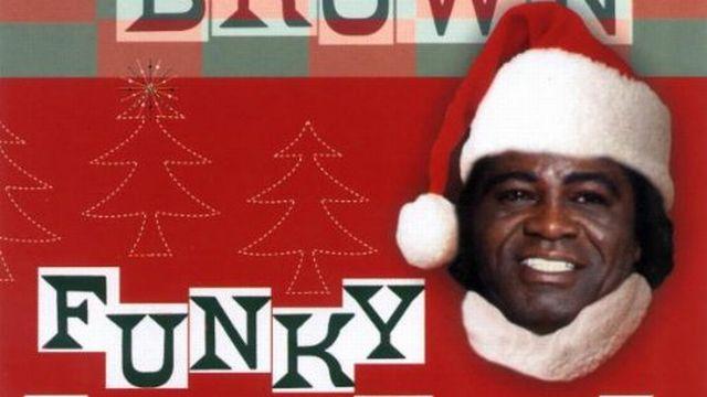 James Brown - Funky Christmas. [RTS]