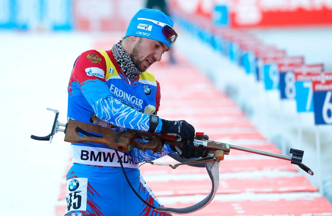 Alexander Loginov fait partie des athlètes mis en accusation. [Antonio Bat - Keystone]