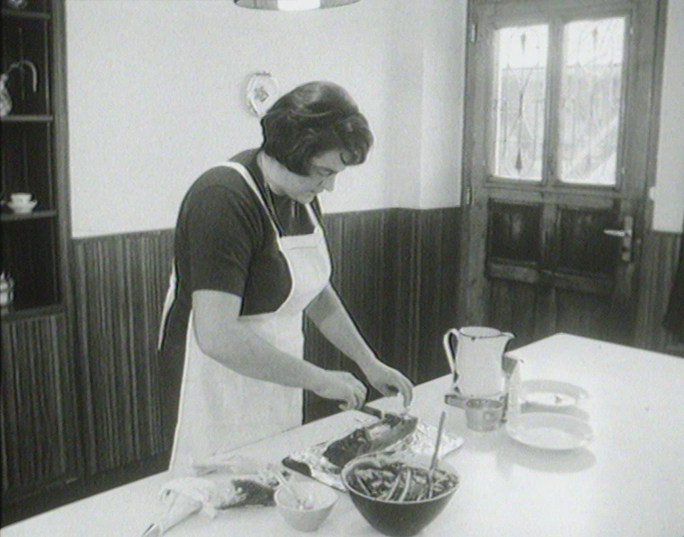 Noël se prépare en cuisine