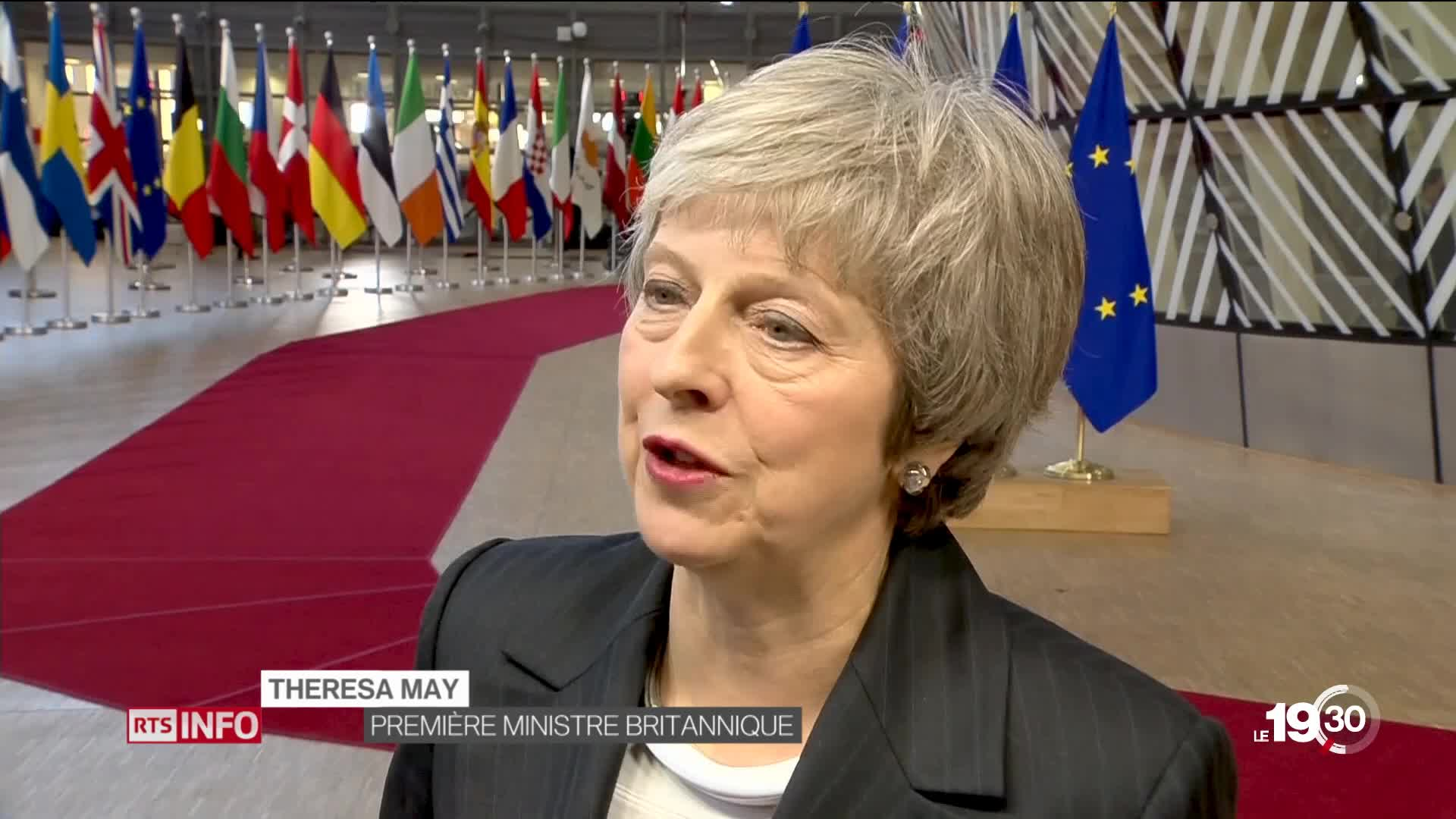 Accord de Brexit: après le vote de confiance, Theresa May avance vers un avenir incertain.