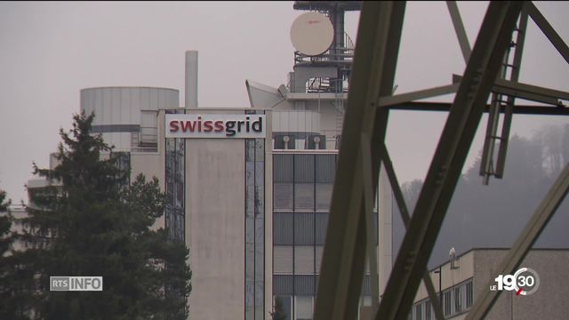 Importation de l'électricité: conséquences sur l'empreinte carbone du courant consommé par les Suisses. [RTS]