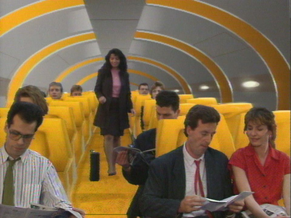 Swissmetro: le train du futur [RTS]