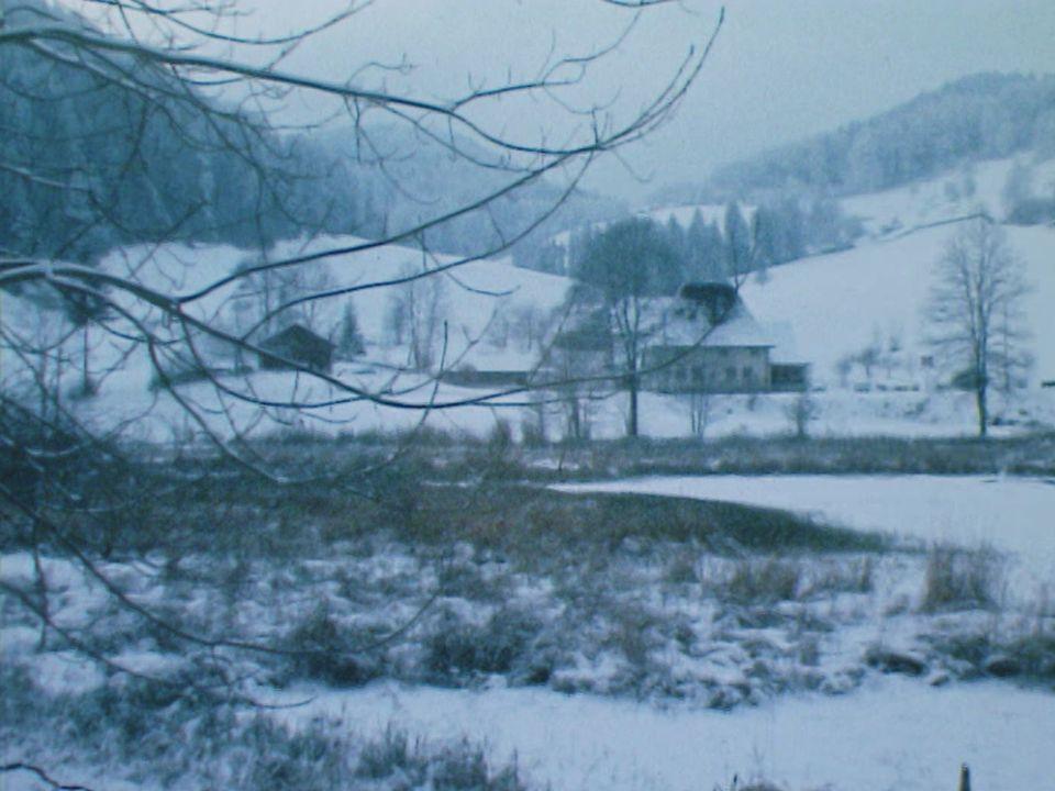 Au coeur du Jura en hiver [RTS]