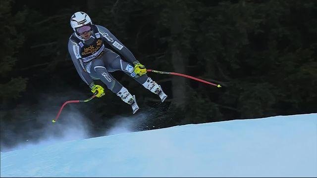Val Gardena (ITA), descente messieurs: victoire du Norvégien, Aleksander Aamodt Kilde [RTS]