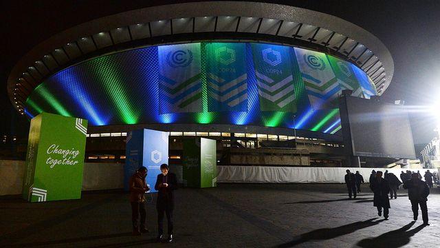 La 24e conférence de l'ONU sur le climat s'est poursuivie ce samedi. [Czarek Sokolowski - Keystone - AP Photo]