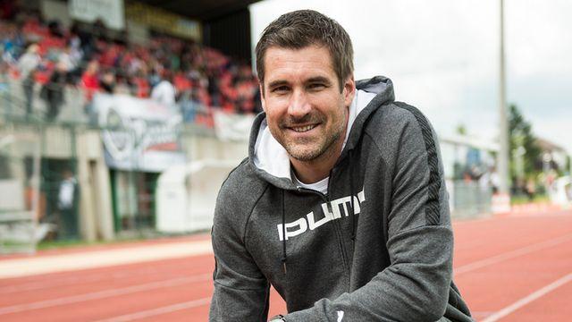 Laurent Meuwly quitte Swiss Athletics. [Jean-Christophe Bott - Keystone]