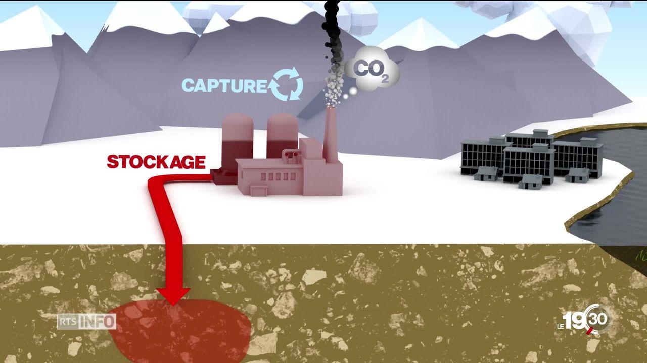 Les ingénieurs au secours du climat [RTS]