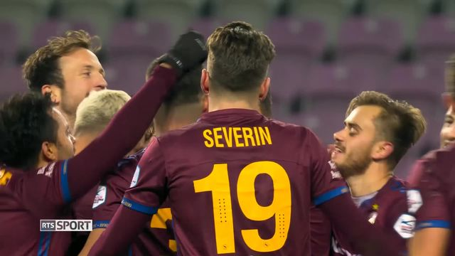 Football, Challenge League: Servette - Rapperswil (4-1) [RTS]