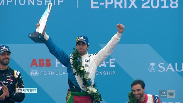 Automobile: la 5e saison de Formule E [RTS]