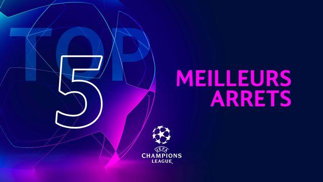 Champions League arrets V2