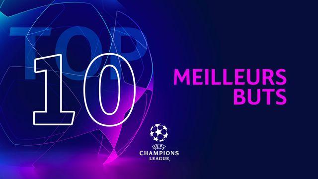 Ligue des champions - Top buts de la phase de groupes