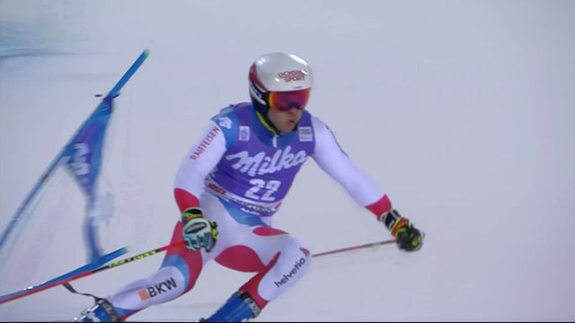 Alta Badia, 5e-6e place géant parallèle messieurs: Gino Caviezel (SUI) termine 6e [RTS]