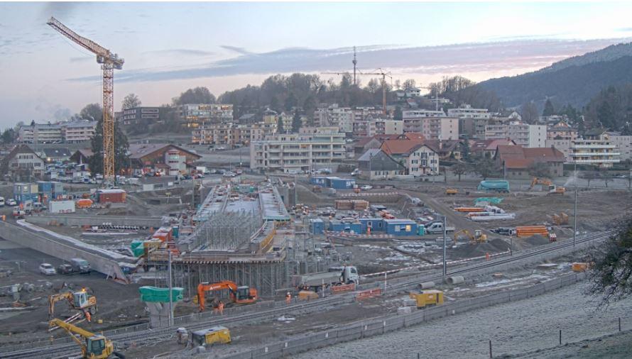 Les Transports publics fribourgeois deviennent investisseurs et bâtisseurs