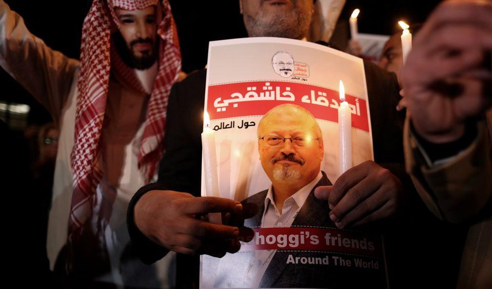 L'éditorialiste saoudien Jamal Khashoggi figure parmi les journalistes tués en 2018. [Erdem Sahin - EPA/Keystone]