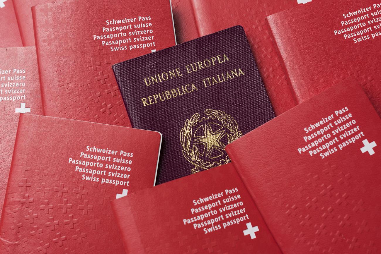 Près d#039;un Suisse sur quatre possède plusieurs nationalités