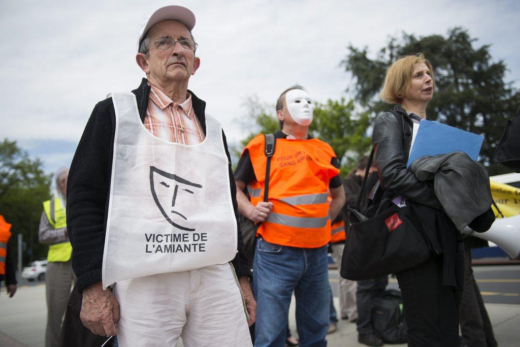 Indemnité de 1,4 million de francs pour des proches des victimes de l#039;amiante