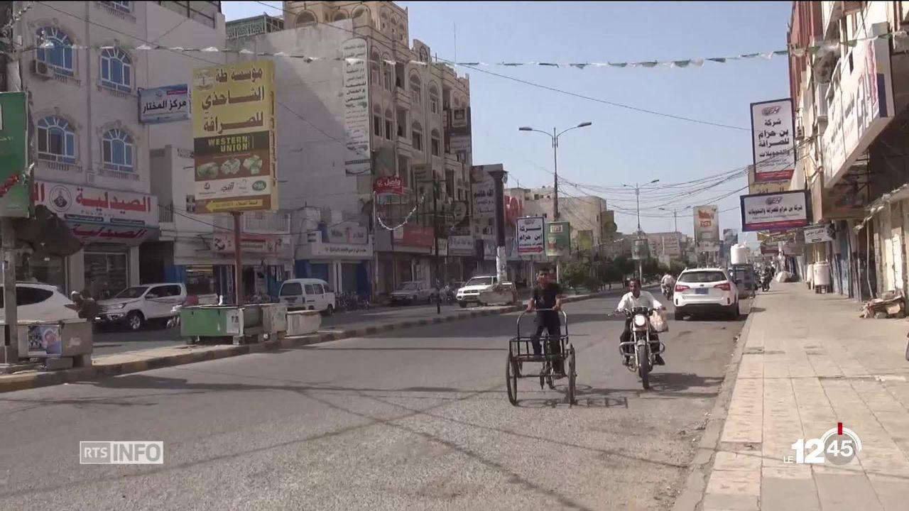 Yémen: l'espoir d'un cessez-le-feu renaît après la trêve conclue jeudi entre les belligérants sous l'égide de l'ONU. [RTS]