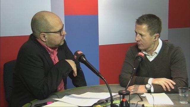L'invité de Romain Clivaz (vidéo) - Chrystoph Spycher, directeur sportif de Young Boys [RTS]