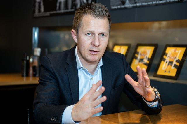 Christoph Spycher est directeur sportif de YB depuis 2016. [Peter Schneider - Keystone]