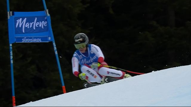 Val Gardena (ITA), Super G Dames: Lara Gut-Behrami (SUI) [RTS]
