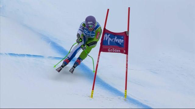 Val Gardena (ITA), Super G Dames: victoire de Ilka Stuhec (SLO) [RTS]