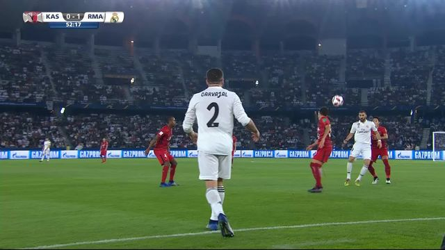 1-2 finale, Kashima Antlers - Real Madrid (1-3): les buts du match [RTS]