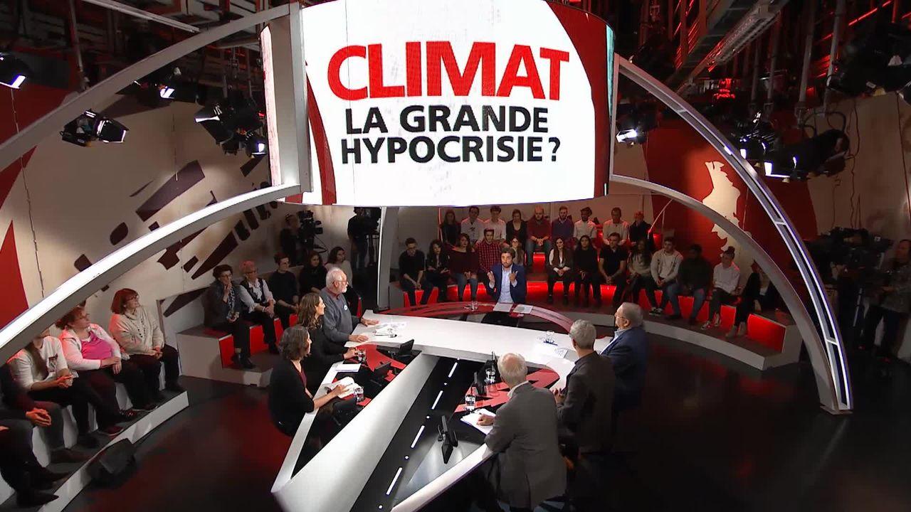 Climat: la grande hypocrisie? [RTS]
