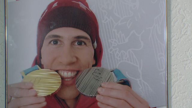 Ski alpin: Ramon Zenhäusern, double médaillé olympique, revient sur les Jeux de PyeongChang [RTS]